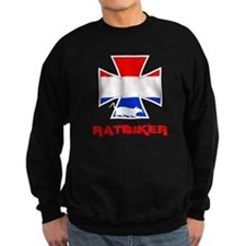 Dutch ratbiker Sweatshirt