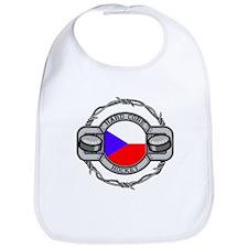Czech Republic Hockey Bib