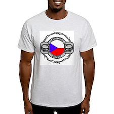 Czech Republic Hockey T-Shirt