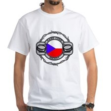 Czech Republic Hockey Shirt