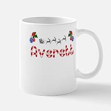 Averett, Christmas Mug