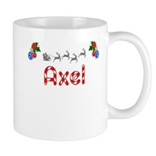 Axel, Christmas Mug