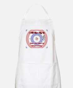 Still Miss My Ex BBQ Apron