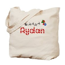 Aydan, Christmas Tote Bag