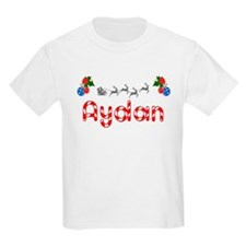 Aydan, Christmas T-Shirt