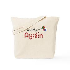 Aydin, Christmas Tote Bag