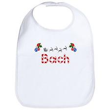 Bach, Christmas Bib