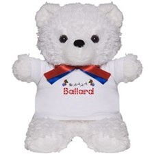 Ballard, Christmas Teddy Bear