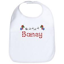 Baney, Christmas Bib