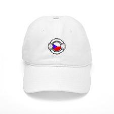 Czech Republic Baseball Baseball Cap