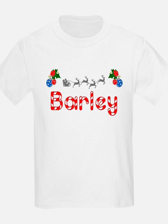 Barley, Christmas T-Shirt