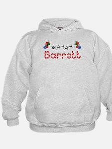 Barrett, Christmas Hoodie