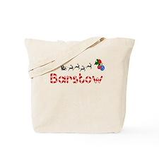 Barstow, Christmas Tote Bag