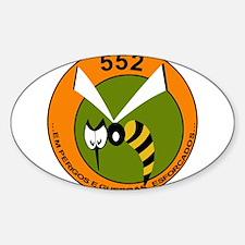 Forca Aerea Portuguesa Esquadra 552 Zangoes Sticke