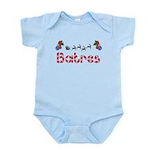 Batres, Christmas Infant Bodysuit
