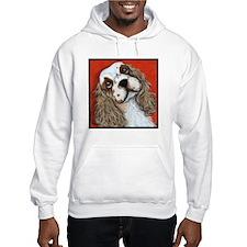 Cocker Spaniel Hoodie Sweatshirt