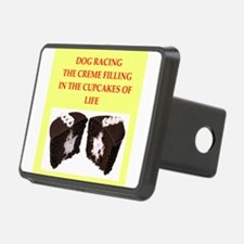dog racing Hitch Cover