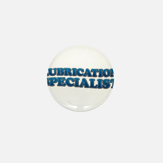 LUBRICATION SPECIALIST Mini Button