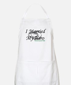 I Married My Hero, NG WIFE BBQ Apron