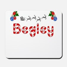 Begley, Christmas Mousepad