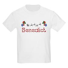 Benedict, Christmas T-Shirt