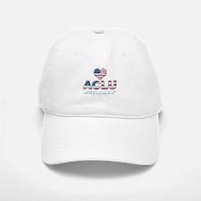 I <3 ACLU Baseball Baseball Cap