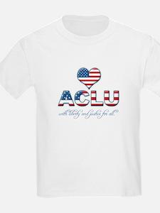 I <3 ACLU Kids T-Shirt