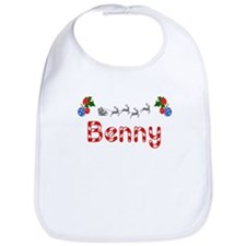 Benny, Christmas Bib