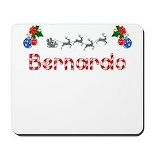 Bernardo, Christmas Mousepad