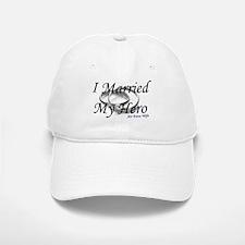 I Married My Hero, AIR FORCE WIFE Baseball Baseball Cap