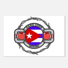 Cuba Boxing Postcards (Package of 8)