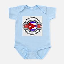 Cuba Boxing Infant Bodysuit