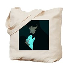Sherlock and Bluebell Tote Bag