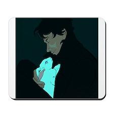 Sherlock and Bluebell Mousepad