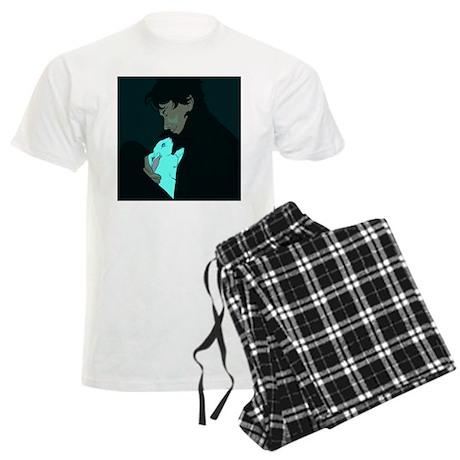 Sherlock and Bluebell Men's Light Pajamas
