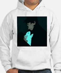 Sherlock and Bluebell Jumper Hoody