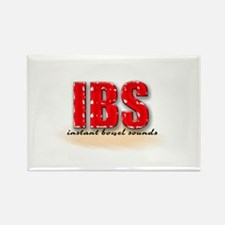 IBS Rectangle Magnet (10 pack)