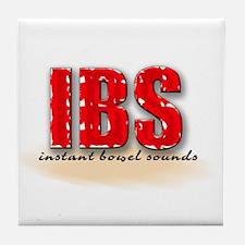 Irritable Bowel Syndrome Tile Coaster