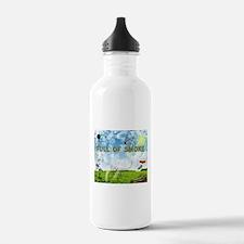 Full of Smoke Edition1 Water Bottle