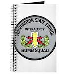 WSP Bomb Squad Journal