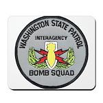 WSP Bomb Squad Mousepad