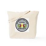 WSP Bomb Squad Tote Bag