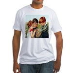 Sharing Surprises Fitted T-Shirt