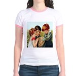 Sharing Surprises Jr. Ringer T-Shirt