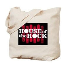 """""""House of the Rock"""" Logo Tote Bag"""