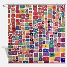 Within You and Without You Shower Curtain