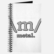 M FOR METAL Journal