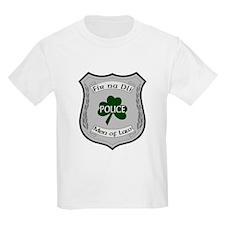 Fir Na Dli (Men of Law) Kids T-Shirt