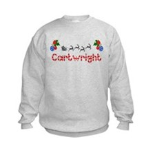Cartwright, Christmas Sweatshirt