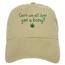 Just Get a Bong Baseball Cap